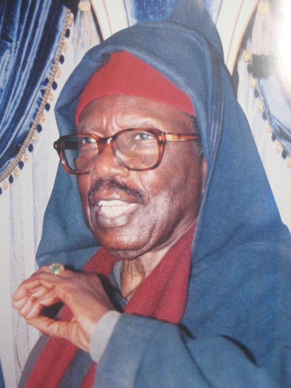 Mame cheikh Ahmed Tidiane Sy